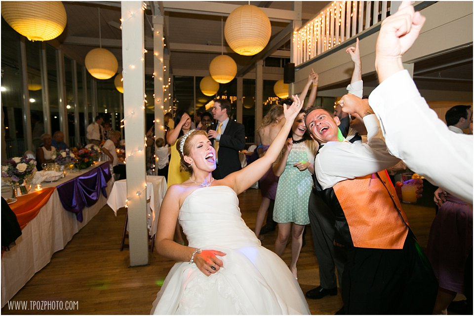 Ocean Pines Yacht Club Wedding Reception Photos