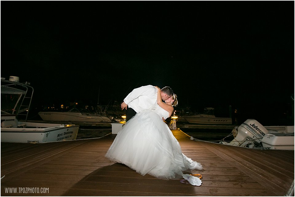 Ocean Pines Yacht Club Wedding