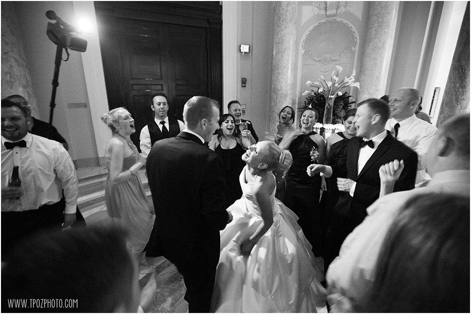Carnegie Wedding Reception