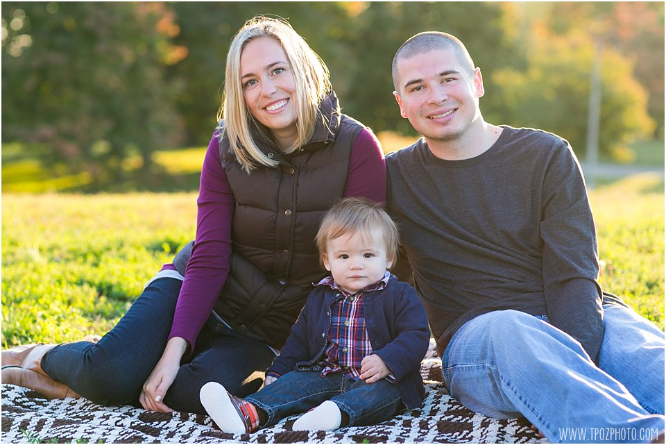 Patterson Park Family Portrait