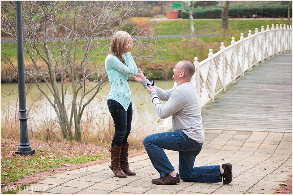 Annapolis Surprise Engagement Proposal