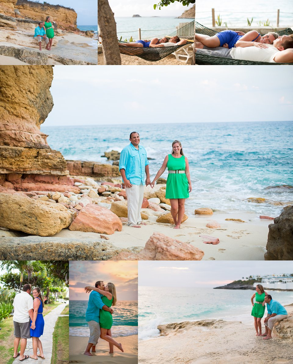 St. Maarten Anniversary Photo Shoot