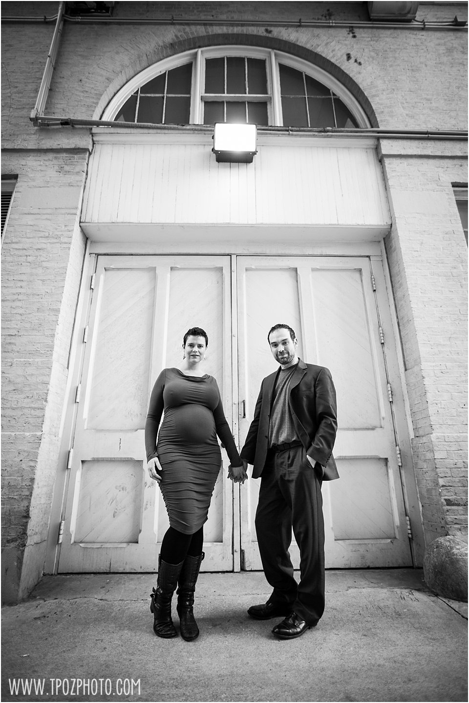Baltimore Maternity Photos