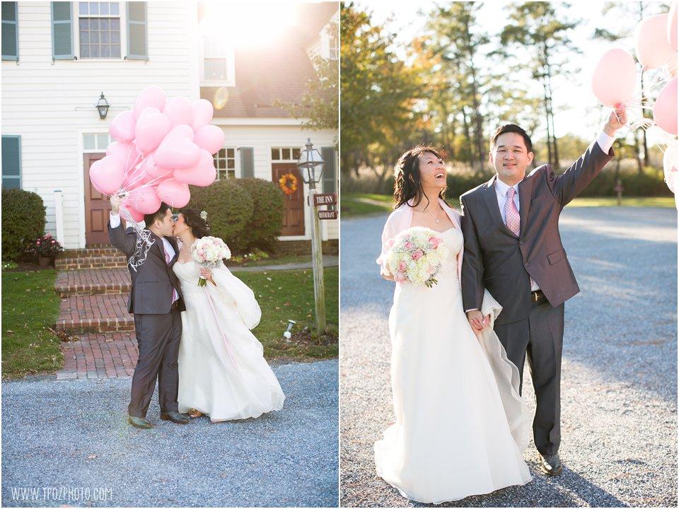 Wedding Ceremony at Osprey Point