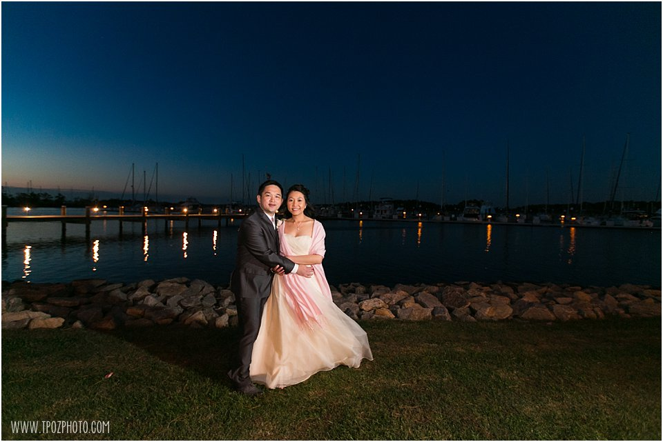 Osprey Point Inn Wedding Night Pictures