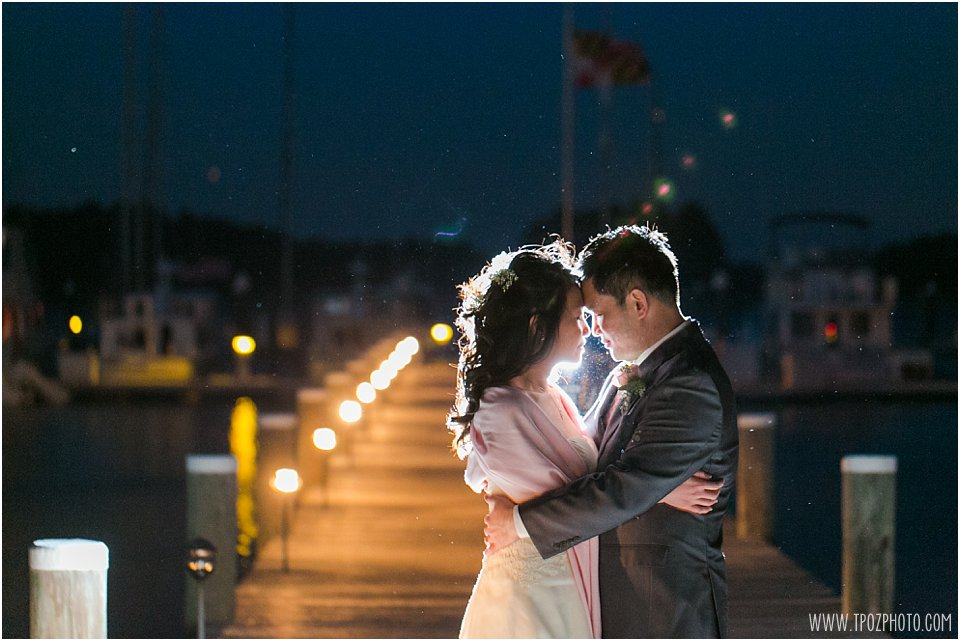 Osprey Point Inn Wedding Night Pictures