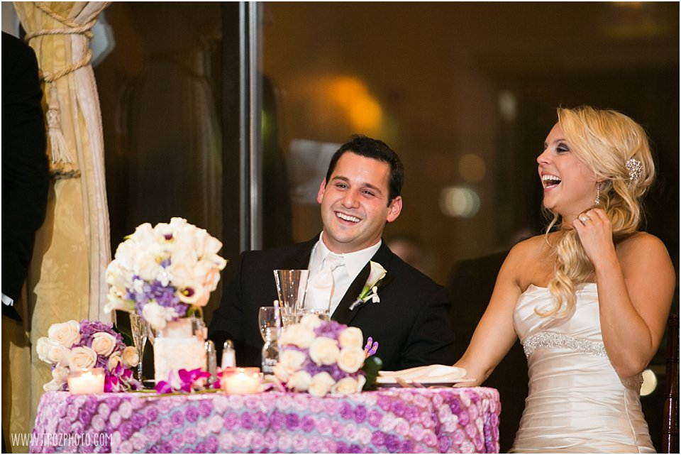 Wedding Reception at Royal Sonesta Baltimore