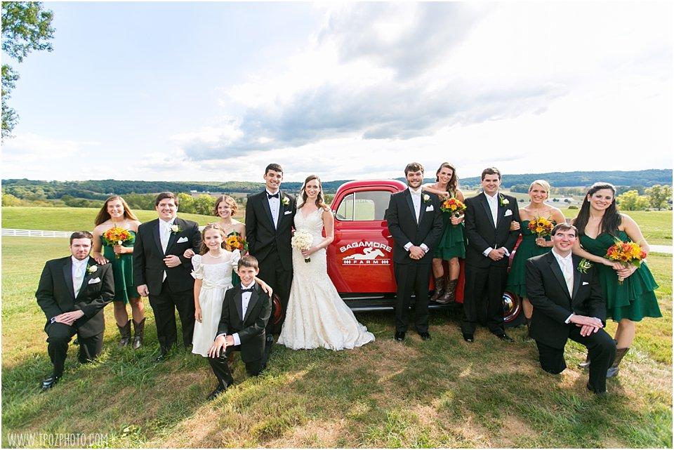 Baltimore Wedding Photos