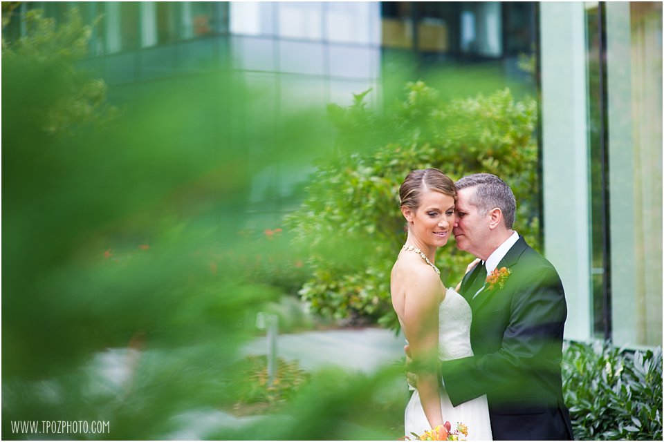 Wedding Pictures at the Four Seasons Baltimore