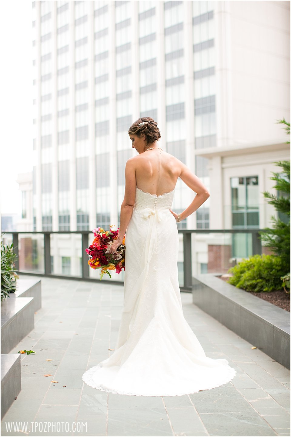 Wedding Pictures at the Four Seasons Baltimore Hotel