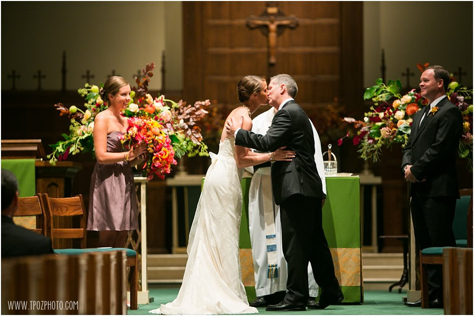 Loyola College Chapel Wedding Ceremony