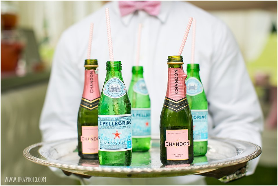 Rose Chandon & Perrier