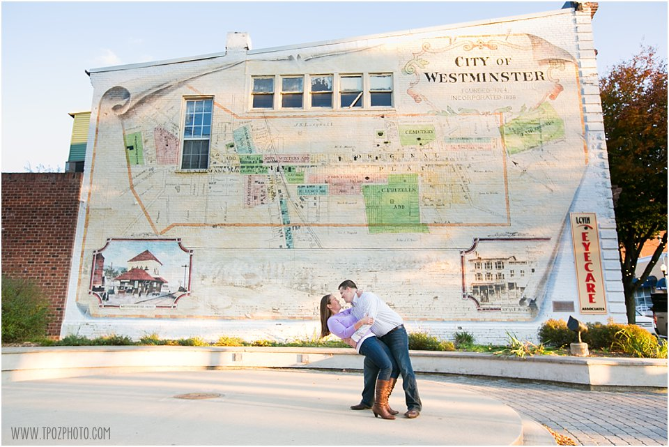 Westminster Engagement Session
