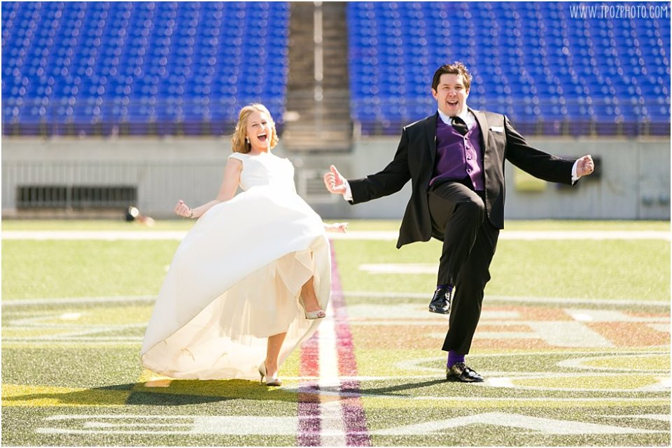 Ray Lewis Dance Wedding Photos