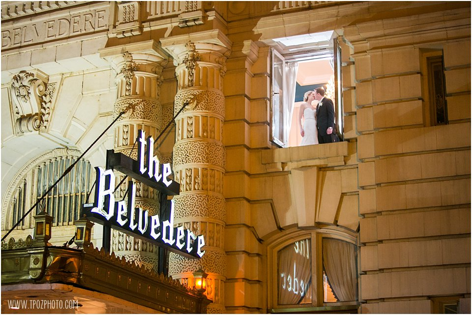 The Belvedere Wedding •  tPoz Photography  • www.tpozphoto.com