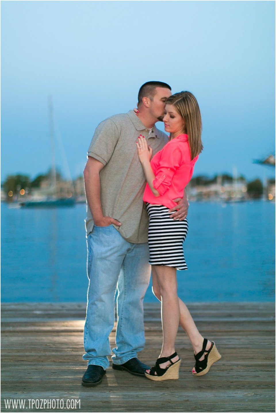 Annapolis Engagement Photos