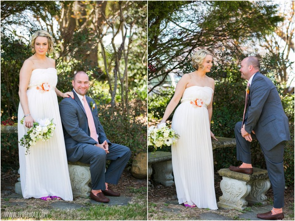Bride + Groom Photos