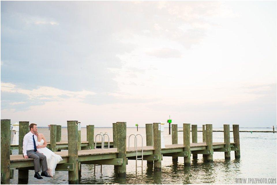 Annapolis Maritime Museum Wedding Reception • tPoz Photography • www.tpozphoto.com