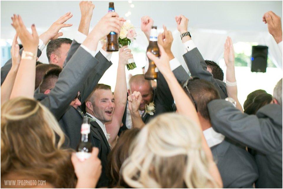 Wedding Reception @ Elk Manor Winery •  tPoz Photography  •  www.tpozphoto.com
