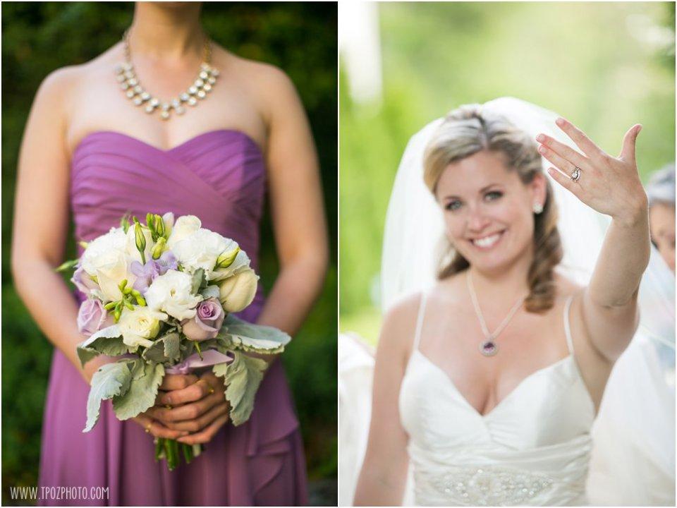 Evergreen Wedding Bridal Party •  tPoz Photography  •  www.tpozphoto.com