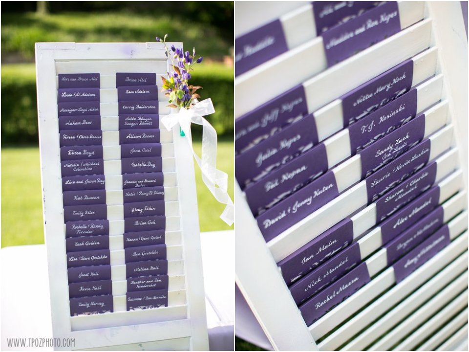 Evergreen Museum & Library Wedding Ceremony •  tPoz Photography  •  www.tpozphoto.com