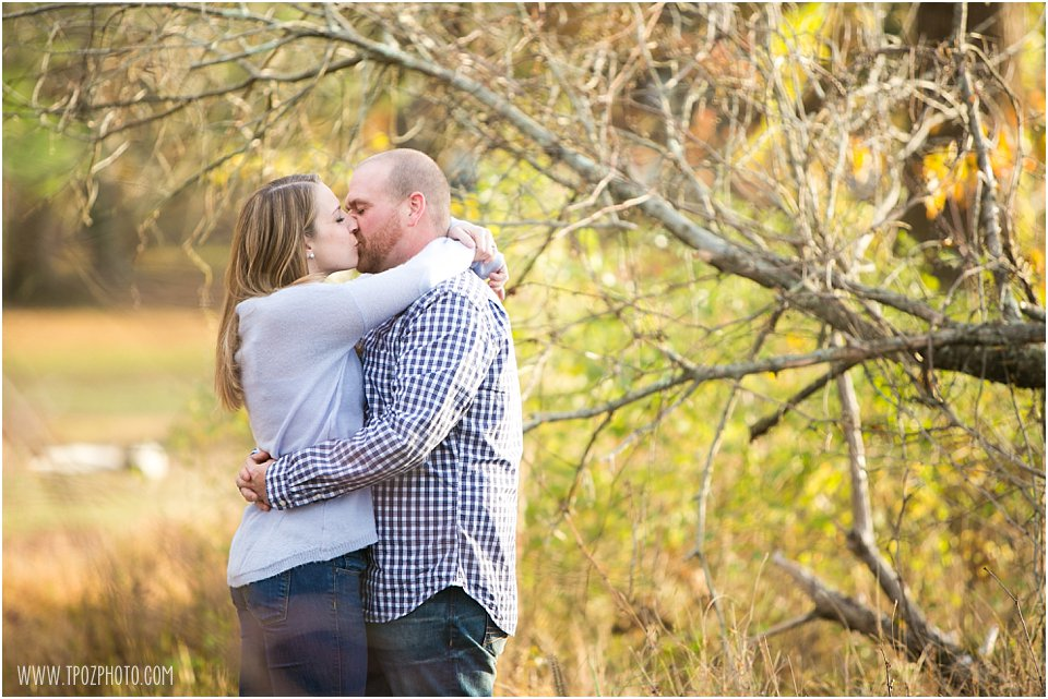 LochRaven Reservoir Engagement Photos   •  tPoz Photography  •  www.tpozphoto.com