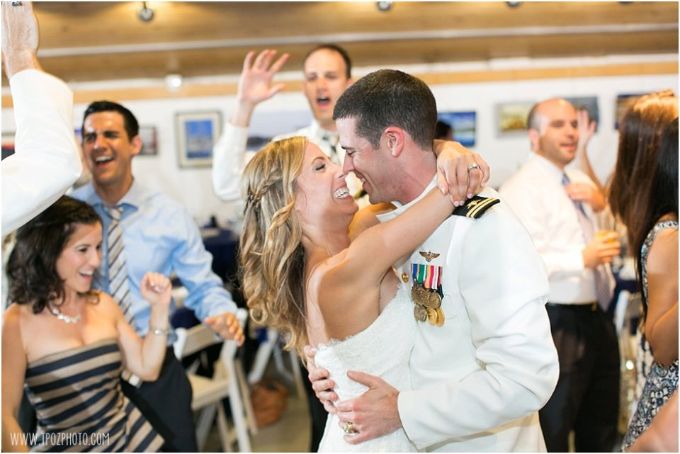 Annapolis Maritime Museum Wedding Reception Photos  •  tPoz Photography  •  www.tpozphoto.com