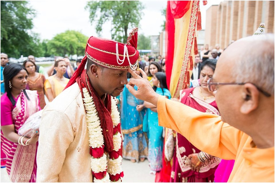 MultiCultural Wedding - Hindu+Christian Wedding •  tPoz Photography  •  www.tpozphoto.com