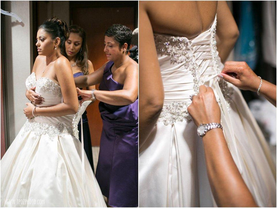 Multi-Cultural Wedding - Hindu+Christian Wedding •  tPoz Photography  •  www.tpozphoto.com