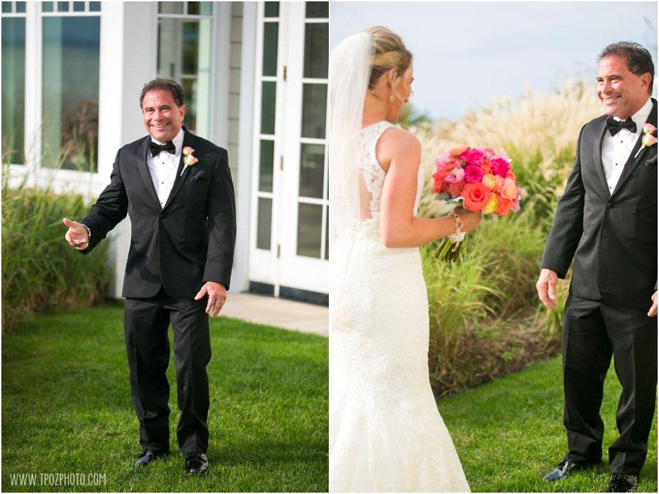 Chesapeake Bay Beach Club Wedding - Sunset Ballroom   •  tPoz Photography  •  www.tpozphoto.com