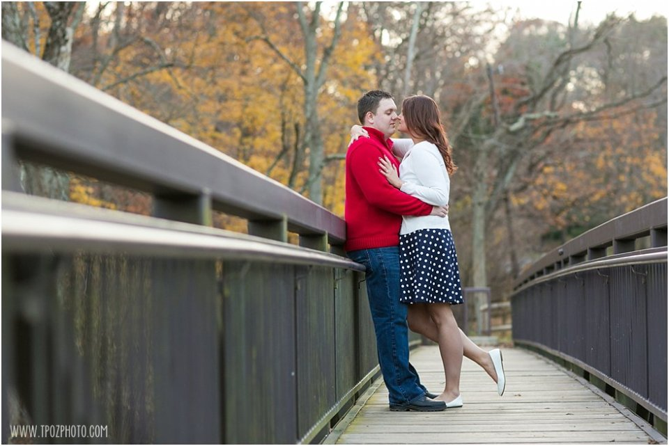 Engagement Session at Jerusalem Mill   •  tPoz Photography  •  www.tpozphoto.com