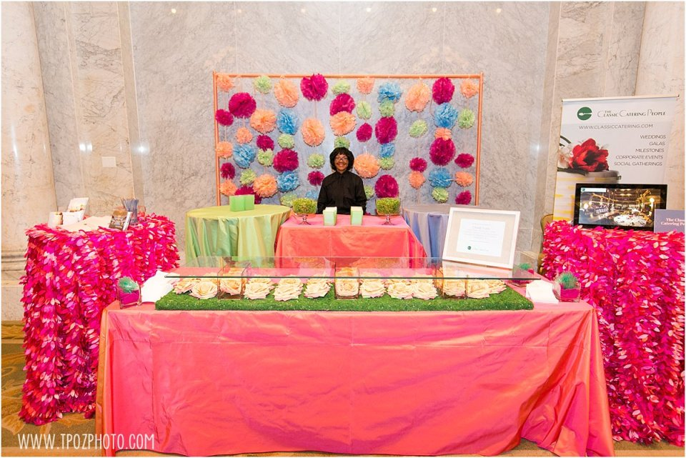 The Classic Catering People - Aisle Style January 2015  •  tPoz Photography  •  www.tpozphoto.com
