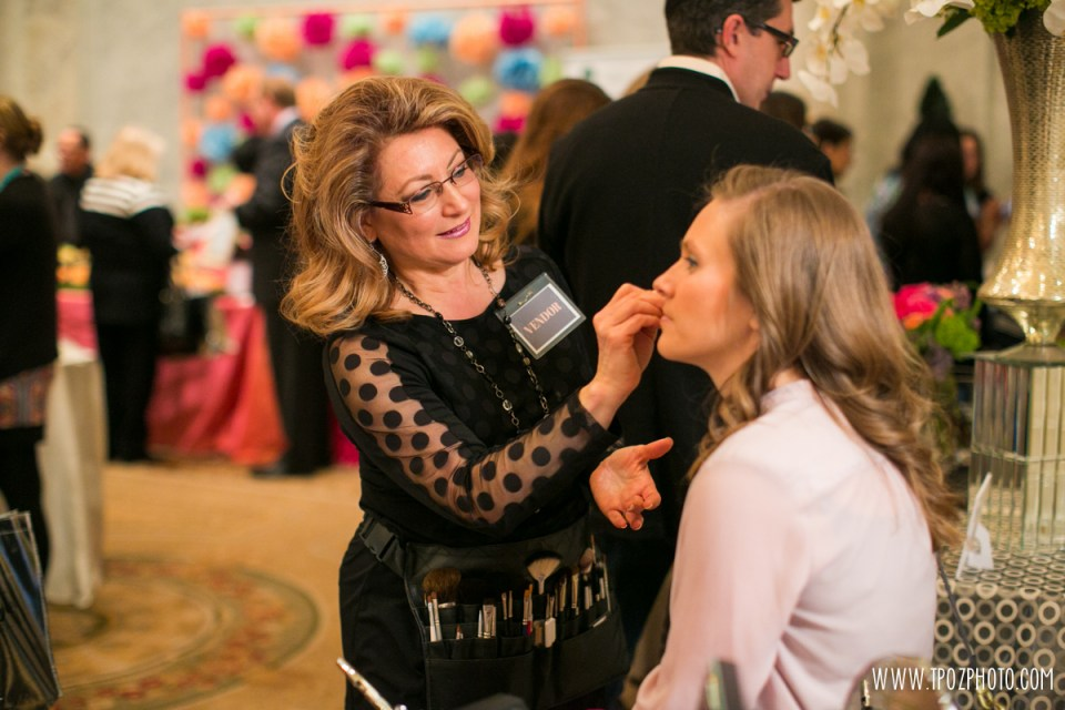 Studio of Makeup - Baltimore Bride Aisle Style Event 2015  •  tPoz Photography  •  www.tpozphoto.com