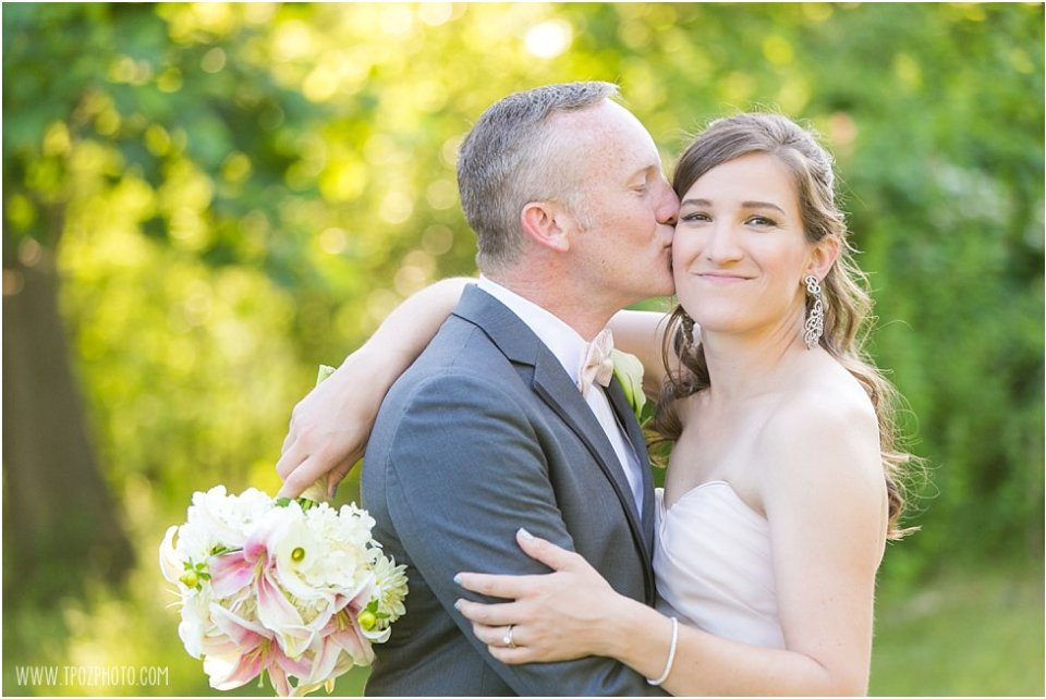Wedding at Waverly Mansion