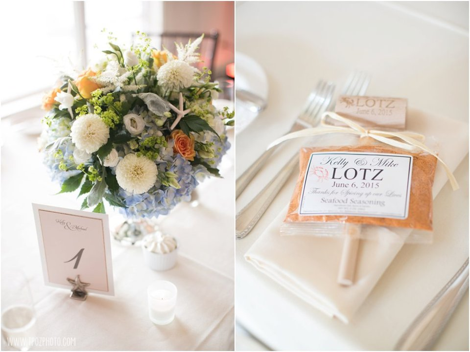 Chesapeake Bay Beach Club Wedding • tPoz Photography •  www.tpozphoto.com