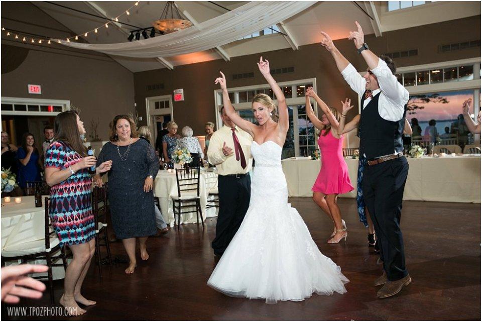 Wedding at the Chesapeake Bay Beach Club • tPoz Photography • www.tpozphoto.com