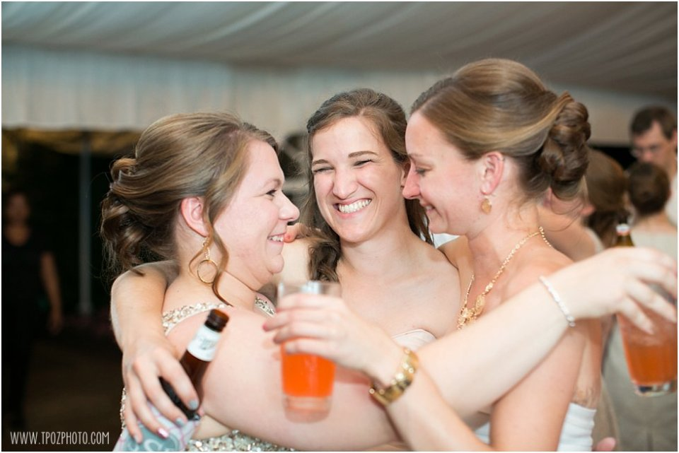 Wedding reception at Waverly Mansion  •  tPoz Photography  •   www.tpozphoto.com