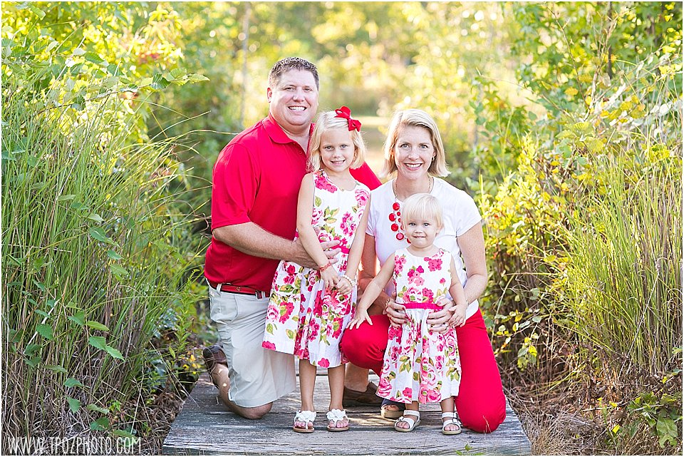 Gambrills Family Portrait || tPoz Photography || www.tpozphoto.com