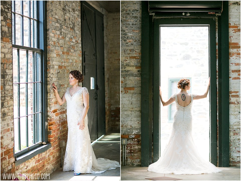 Mt. Washington Mill Dye House Wedding Photos •  tPoz Photography •  www.tpozphotoblog.com