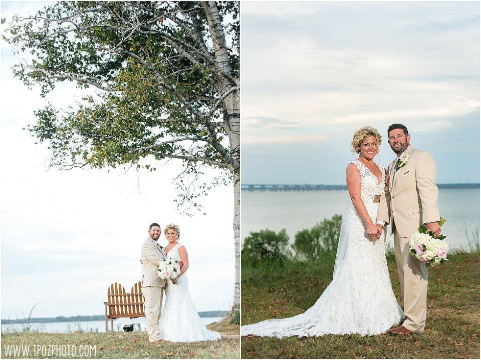 Hyatt Regency Chesapeake Bay Wedding || tPoz Photography || www.tpozphoto.com