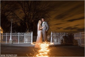 New Years Eve Wedding at Kurtz's Beach in Pasadena •  tPoz Photography