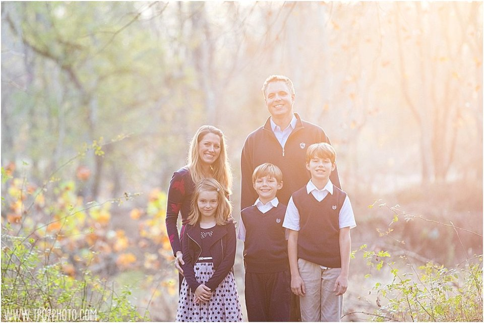 Bel Air Family Portrait || tPoz Photography || www.tpozphoto.com