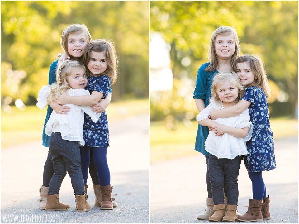 Annapolis Family Portrait || tPoz Photography || www.tpozphoto.com