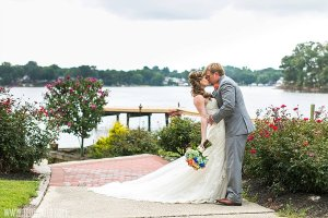 Bleues on the Water Wedding • tPoz Photography • www.tpozphoto.com
