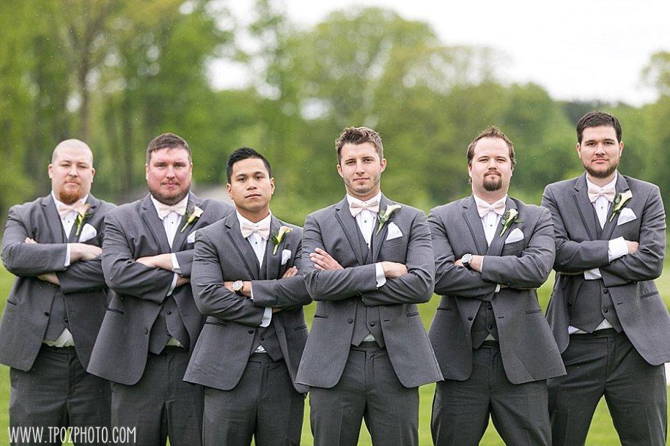 Hillendale Country Club Wedding || tPoz Photography || www.tpozphoto.com