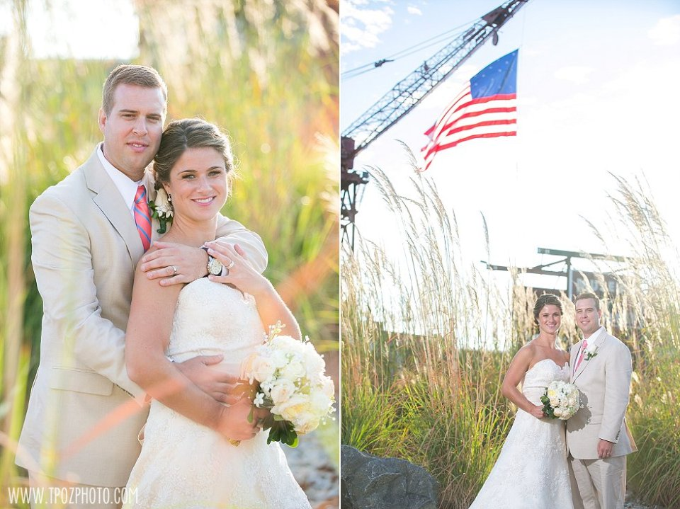 Star Spangled Sailabration Wedding || tPoz Photography || www.tpozphoto.com