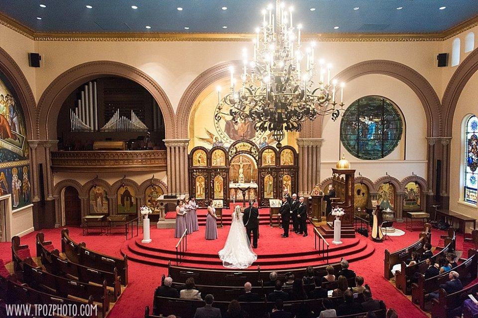 The Belvedere Greek Wedding    tPoz Photography    www.tpozphoto.com