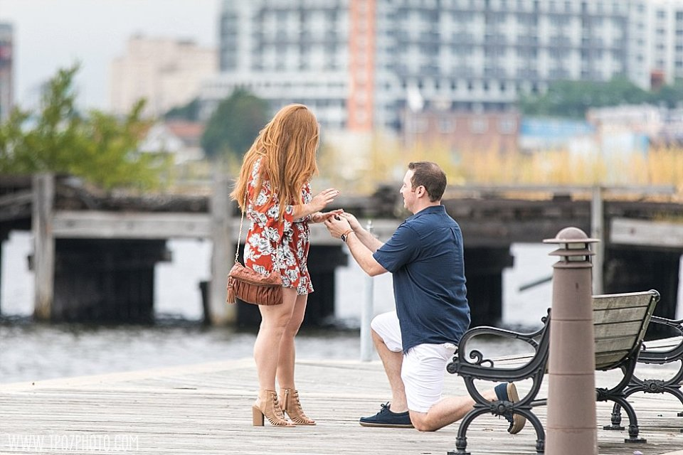 Bond Street Wharf Engagement Proposal || tPoz Photography || www.tpozphoto.com