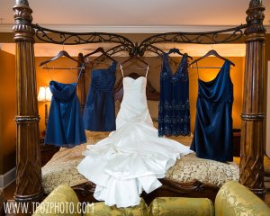 1840's Ballroom wedding • tPoz Photography
