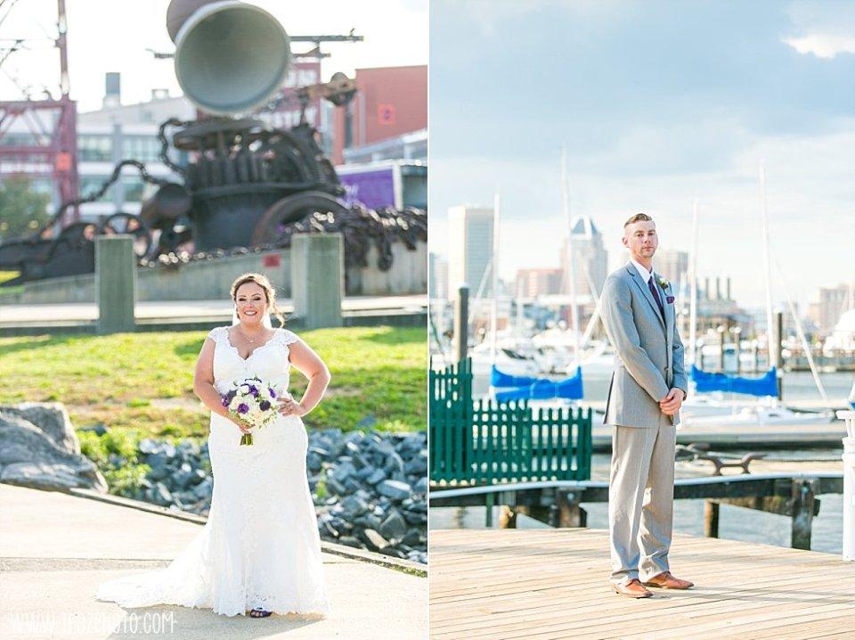 Baltimore Museum of Industry wedding || tPoz Photography || www.tpozphoto.com
